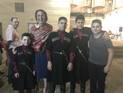 Trilce Navarrete with choir boys
