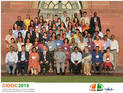 CIDOC 2015 delegates with the President of India