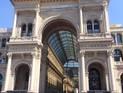 Milan's Emanuele galleria