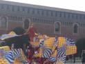 Opening reception, Castle Sforzesco