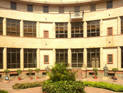 National Museum rotunda, New Delhi, India